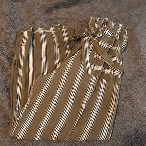 Tie waist Boho pants